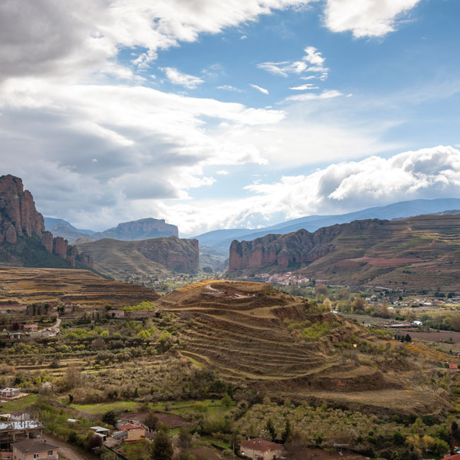 Ejes estratégicos La Rioja Media-Occidental
